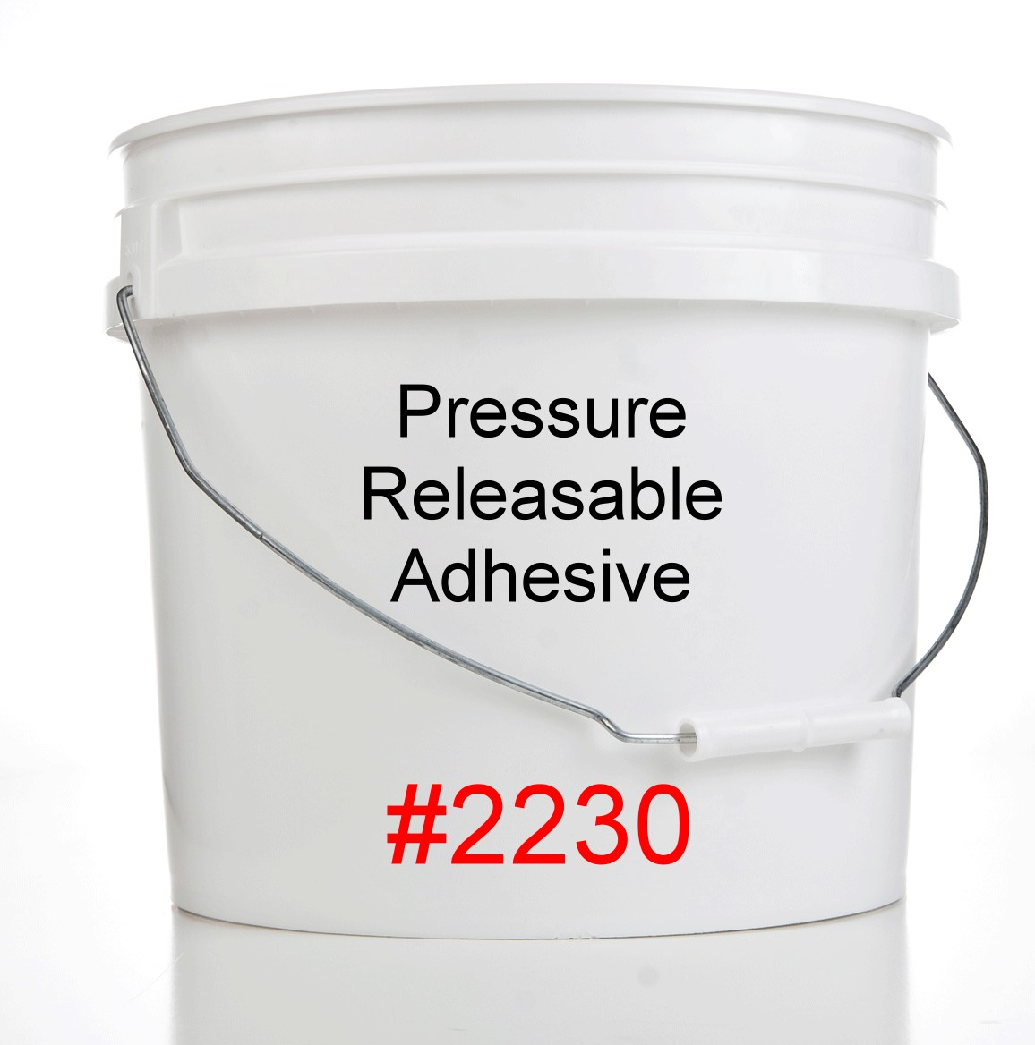 #2230 Pressure Releasable Carpet Tile Adhesive