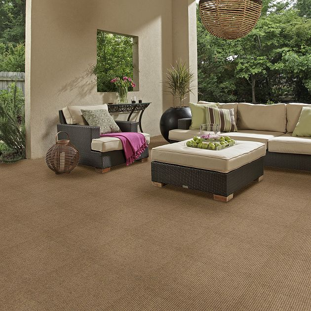 Shaw Summer Stock Collection, Color 00200 Haystack, Indoor/Outdoor/Grass Carpet