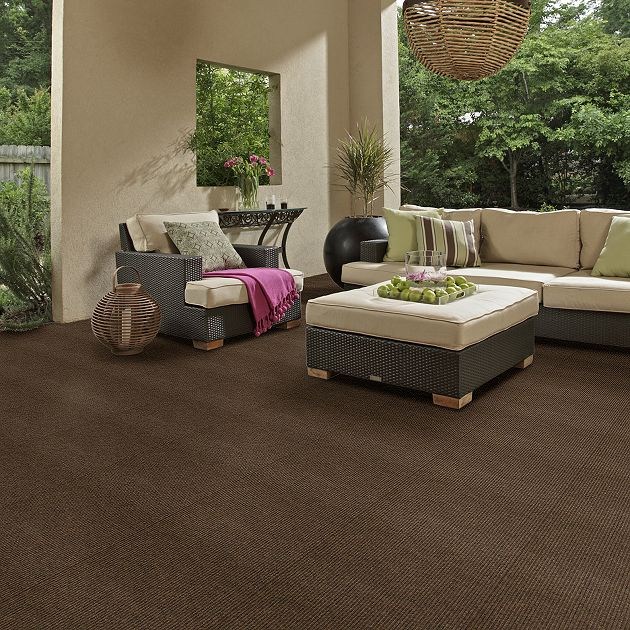 Shaw Summer Stock Collection, Color 00703 Boardwalk, Indoor/Outdoor/Grass Carpet