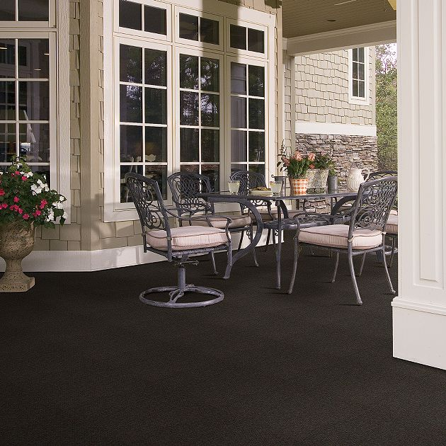 Shaw Succession Collection, Color 00702 Wood Smoke, Indoor/Outdoor/Grass Carpet