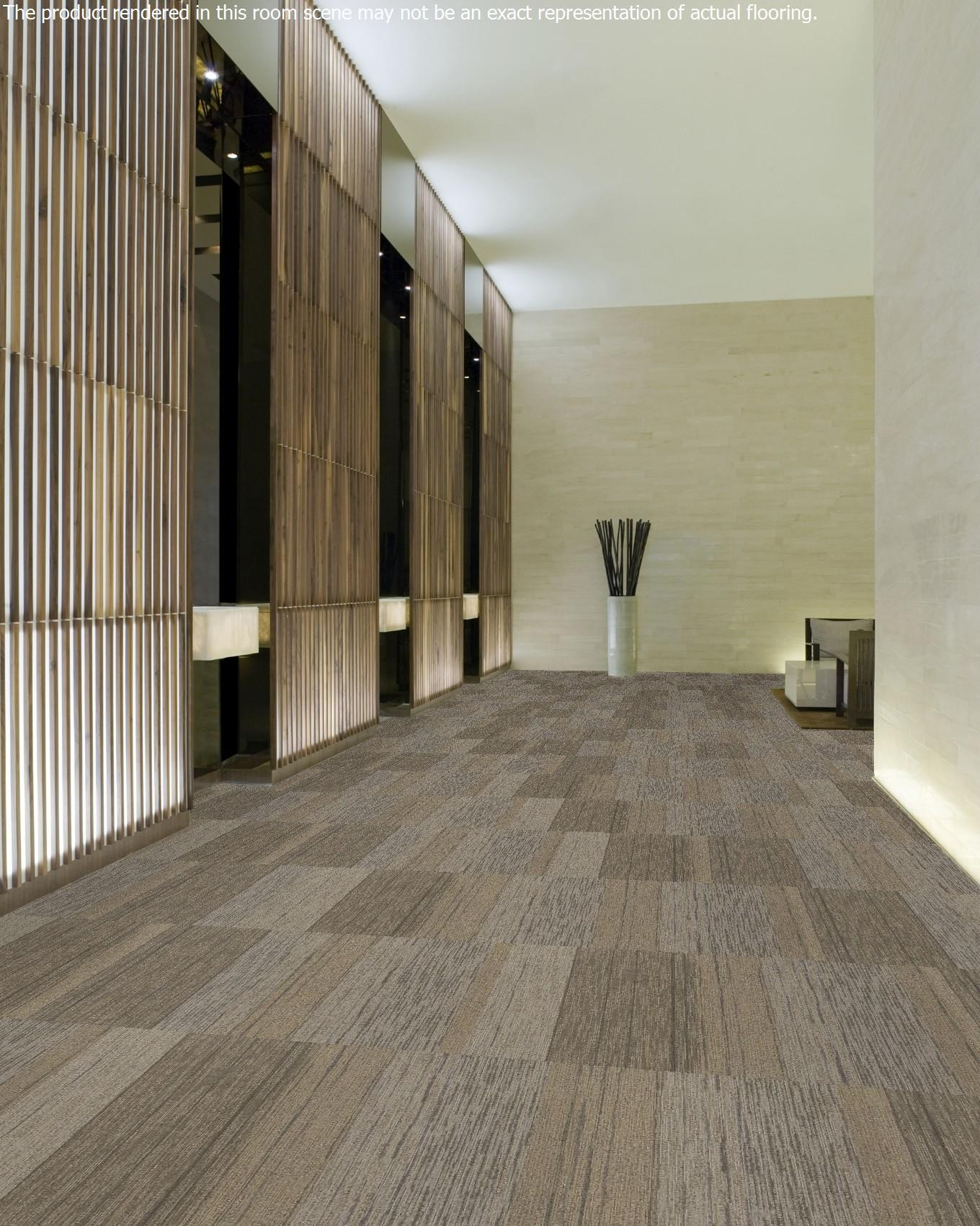 Modern Mingle Collection - Quick Change Tile J0136 Color 00108 Carpet Tile