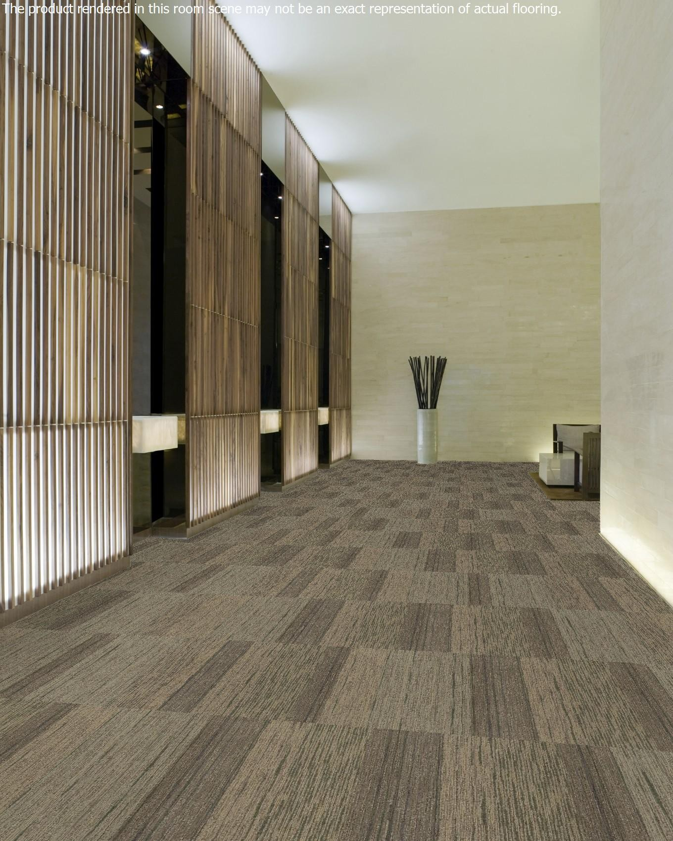 Modern Mingle Collection - Quick Change Tile J0136 Color 00311 Carpet Tile