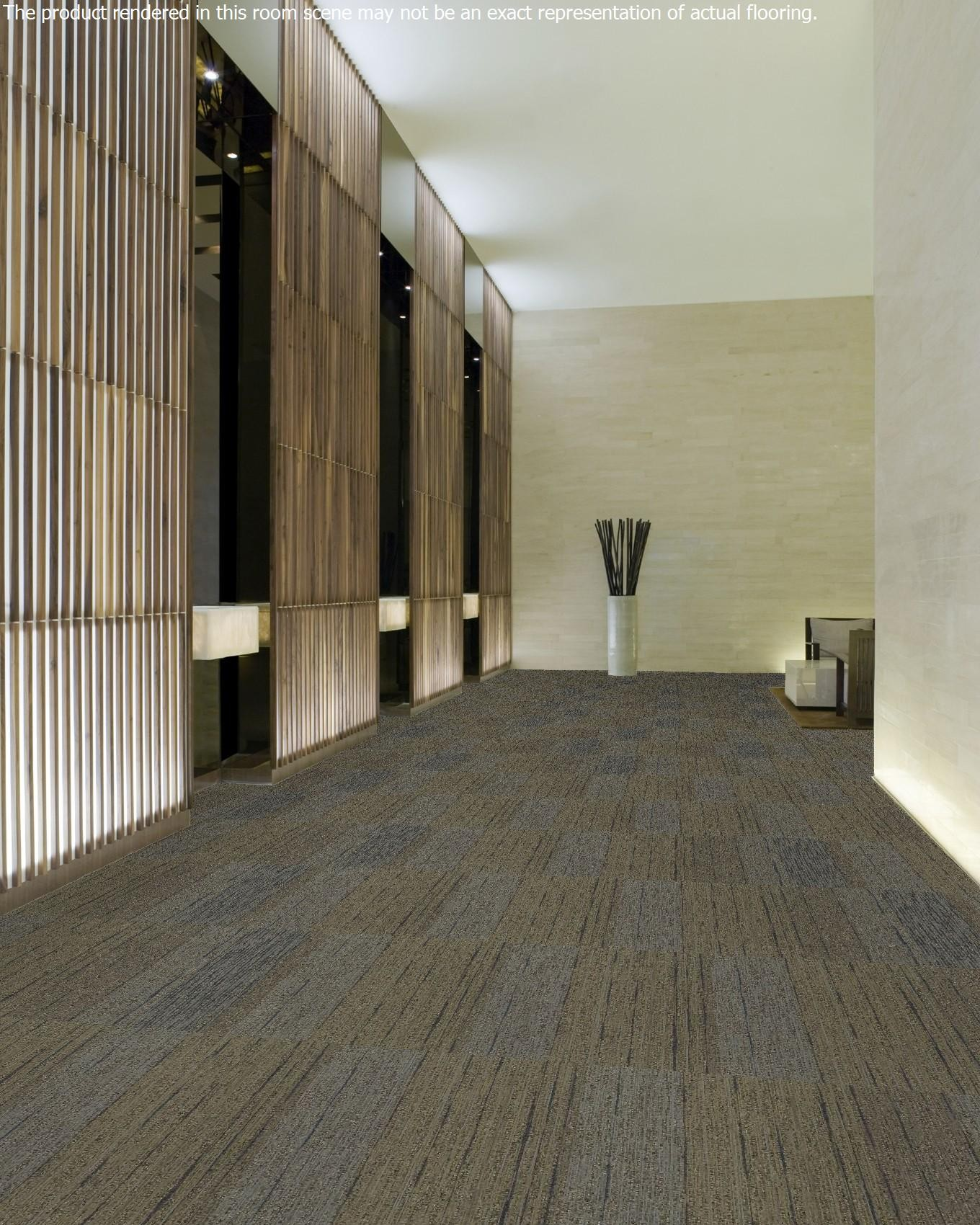 Modern Mingle Collection - Quick Change Tile J0136 Color 00412 Carpet Tile