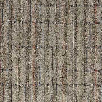 Posture Tile BT407 Color: Madras 131