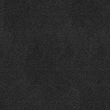 TrafficPro Ribbed 24 Broadloom Color: Black Ice